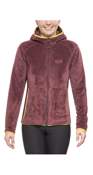 Jack Wolfskin Pine Cone - Chaqueta Mujer - rosa